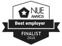 Best small to medium sized employer - finalist