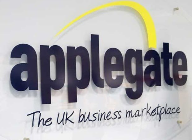 An e-procurement platform portal for Applegate